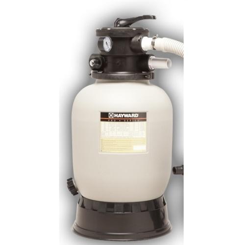 Hayward PRO S144T Filterkessel mit 6-Wege-Ventil
