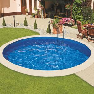 Ibiza Pool Rund