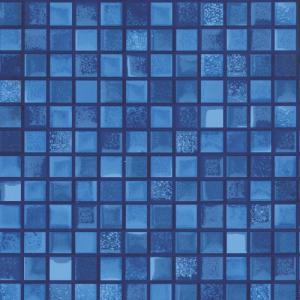 Folie für Ovalpools Mosaic