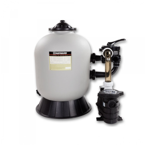 Hayward PRO S210S Filterkessel mit 6-Wege-Ventil
