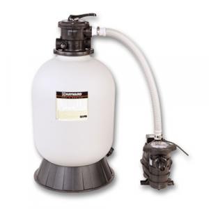Hayward PRO S210T Filterkessel mit Speck Pro Pumpe