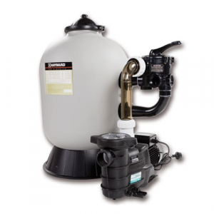 Sandfilter PRO S210S Filterkessel mit Aqua Plus Pumpe