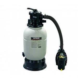 Sandfilter PRO S144T Filterkessel mit Aqua Plus Pumpe