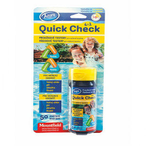 Quick Tester 4in1