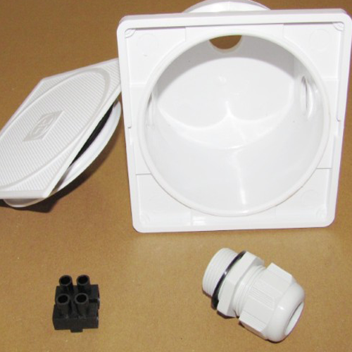 Box für LED-Licht