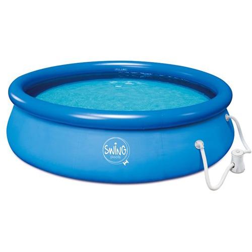 SWING-Pool-mit-Pumpe-und-Filter