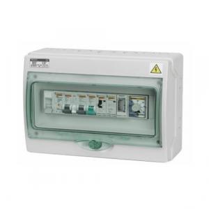Automatische Filter-, Licht- und Gegenstromanlagensteuerung