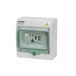 Automatische Filter- und Lichtsteuerung