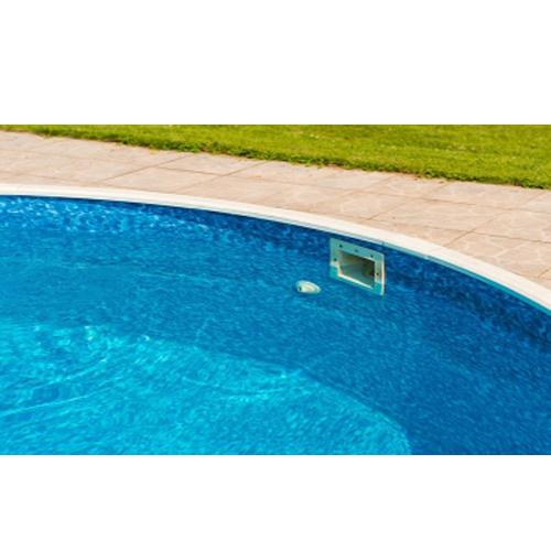 Skimmer Azuro Pool_Einbau