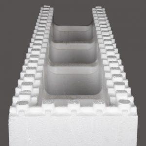 ISO Massiv Styropor Poolstein
