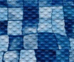 Freilufttraum Poolfolie AVfol Decor Mosaik Aqua Disko