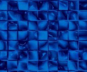 Poolfolie Poolfolie Blau Elektrik