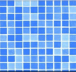 Poolfolie ALKORPLAN 3000 Bysance Blau