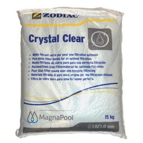 Freilufttraum Crystal Clear Filtermedium Zodiac