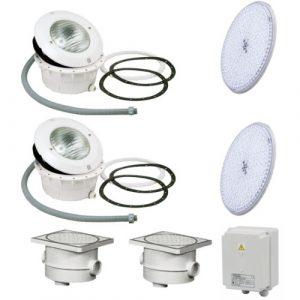Scheinwerfer Paket 5 LED