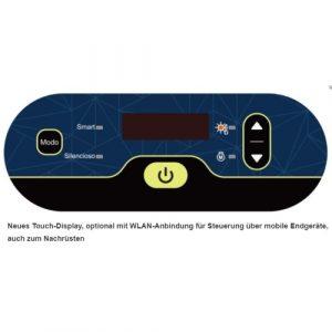 Smart ECO Inverter Plus Wärmepumpe, Heizen & Kühlen