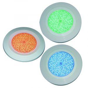 LED-RGB Licht für PP-Pools mit Fernbedienung